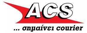 ACS σημαίνει Courier